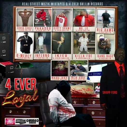 4Ever Loyal (Digital)